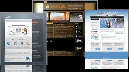 Website Maintenance Examples