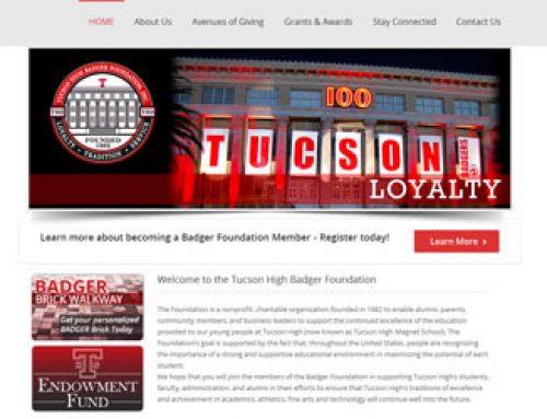 Tucson High Badger Foundation