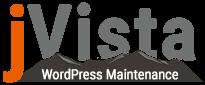 jVista WordPress Maintenance Services Logo